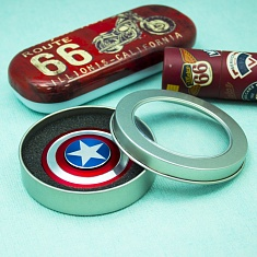 Hand spinner Captain America