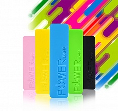 Power bank 2600 mAh