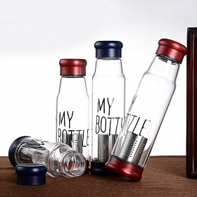 "Бутылка ""My bottle"" для чая 420 мл/550 мл"